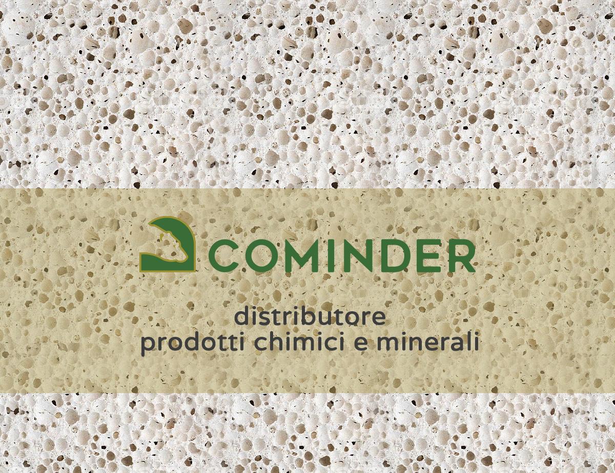 Cominder srl, distributore prodotti chimici e minerali
