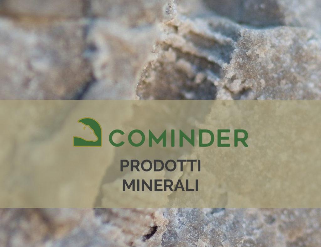 Cominder distribuisce prodotti minerali a Milano