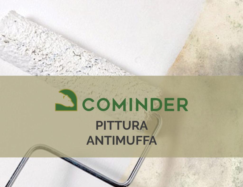Pittura antimuffa, la soluzione proposta da Cominder