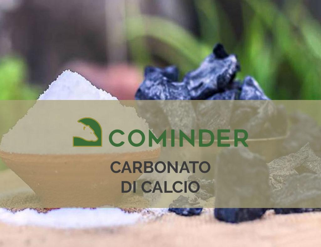 Carbonato di calcio, carica mineraria dai molteplici impieghi