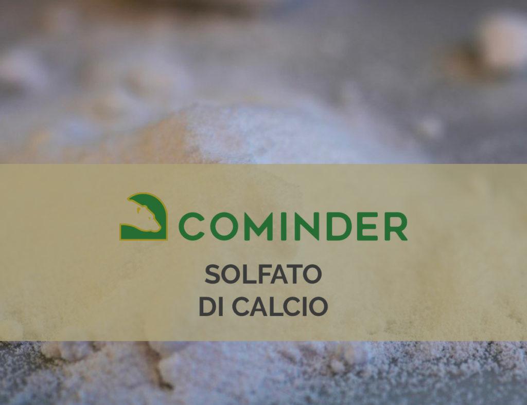 Solfato di calcio, caratteristiche e utilizzi di questo prodotto