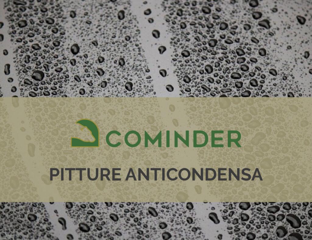 Filler per pitture anticondensa, la soluzione di Cominder